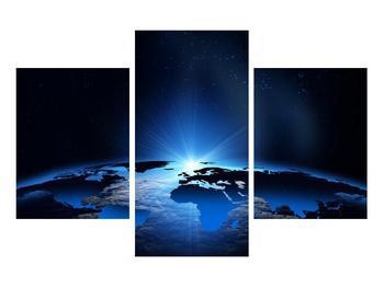 Obraz mapy světa (K011269K90603PCS)
