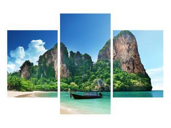 Obraz mořské pláže (K011320K90603PCS)