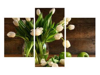 Obraz tulipánů ve váze (K011364K90603PCS)
