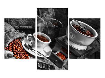 Obraz šálku kávy  (K011370K90603PCS)