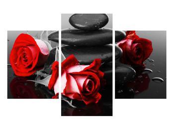 Obraz růže (K011400K90603PCS)