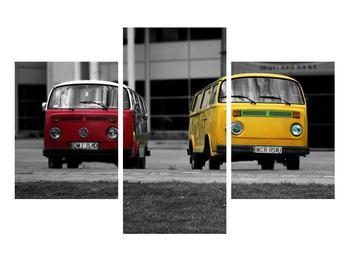 Obraz starých vozidiel (K011401K90603PCS)