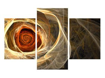 Moderní obraz růže (K011479K90603PCS)