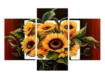 Obraz slunečnic (K011496K90603PCS)