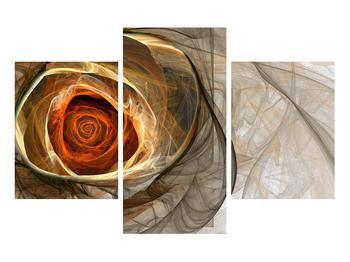 Tablou modern cu trandafir (K011863K90603PCS)