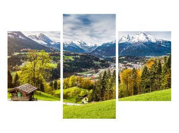 Tablou cu peisaj montan (K011867K90603PCS)