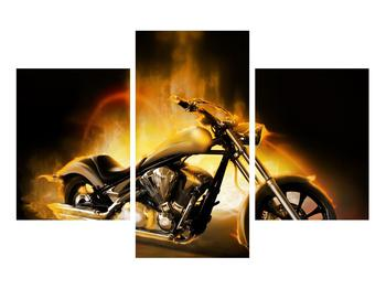 Tablou cu motocicleta (K012329K90603PCS)