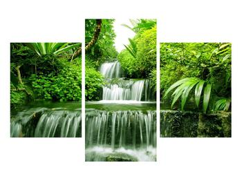 Obraz indonéských vodopádů (K012353K90603PCS)