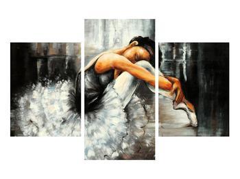Obraz nešťastné baletky (K012404K90603PCS)