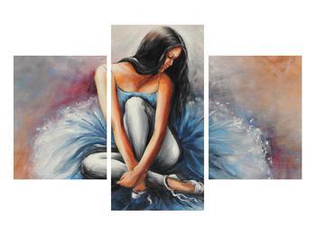 Tablou cu balerină (K012736K90603PCS)