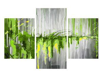 Abstraktní obraz - malba (K014961K90603PCS)