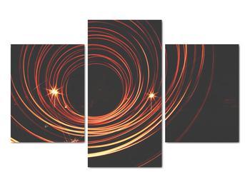 Obraz abstraktních linek (V020030V90603PCS)