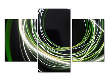 Obraz zelených čiar (V020054V90603PCS)