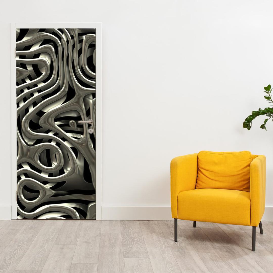 Fototapeta na dveře - abstrakce (D010461D95205)