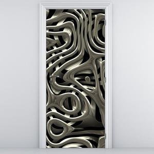 Fotótapéta ajtóra - absztrakt (D010461D95205)