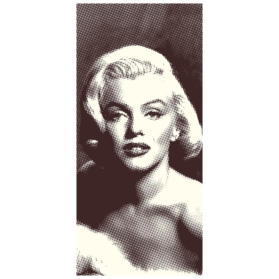Foto tapeta za vrata - Marilyn Monroe (D010736D95205)