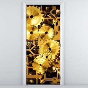 Fotótapéta ajtóra - szerkezet részlete (D010944D95205)