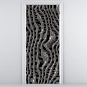 Fototapeta na dveře - abstrakce (D011425D95205)