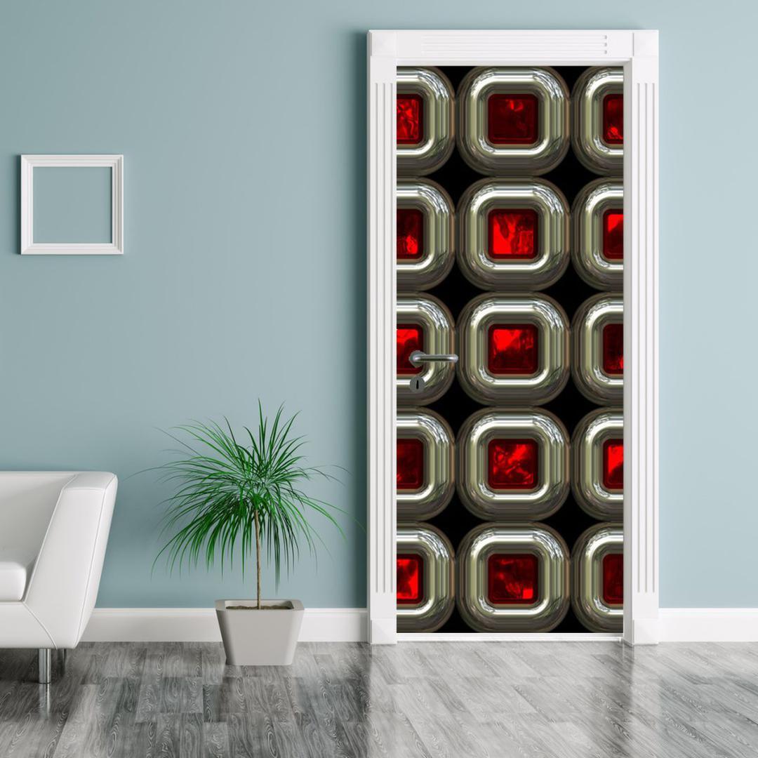 Fototapeta na dvere - abstrakcia (D011469D95205)