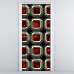 Fototapeta na dveře - abstrakce (D011469D95205)