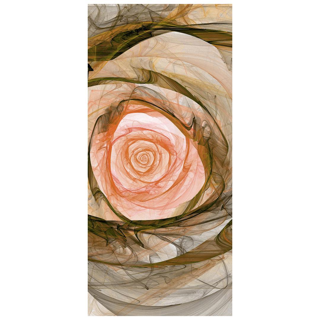 Foto tapeta za vrata - ružičasti cvijet (D011481D95205)