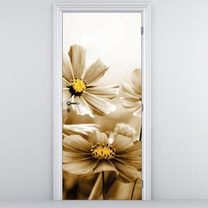 Fotótapéta ajtóra - virág (D011484D95205)
