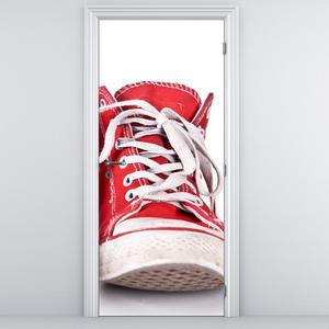 Fototapeta pentru ușă - teniși (D011543D95205)