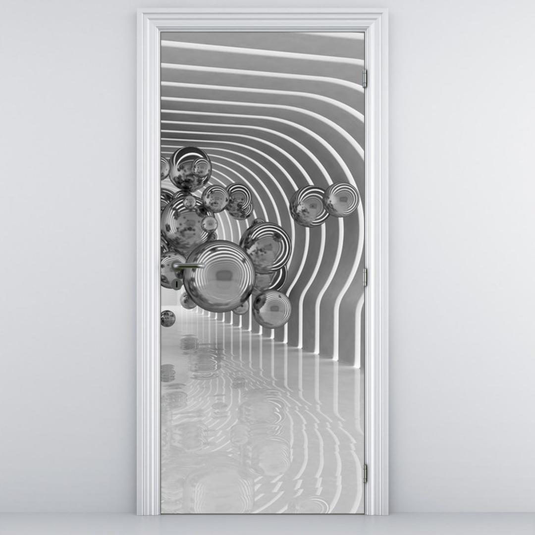 Fototapeta na dveře - Kuličky (D012813D95205)