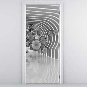 Fototapeta na dvere - Guličky (D012813D95205)