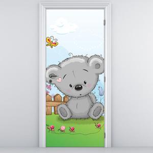 Fototapeta na dveře - Medvídek (D013331D95205)