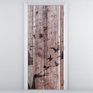 Foto tapeta za vrata (D014169D95205)