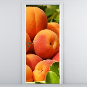 Fototapeta na dveře - Meruňky (D014791D95205)