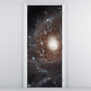 Fototapeta na dveře - Galaxie (D014800D95205)