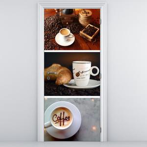 Foto tapeta za vrata - doručak (D014827D95205)