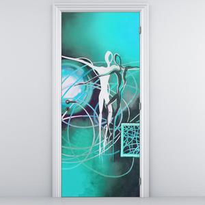 Fototapeta na dvere (D015034D95205)