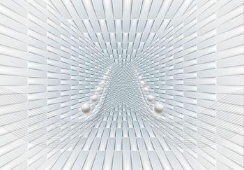 Fototapet - Coridor 3D (T030073T368280A)