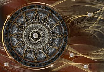 Foto tapeta - Mandala (T030123T368280A)