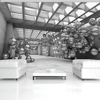 Foto tapeta - Moderna arhitektura (T030130T368280A)