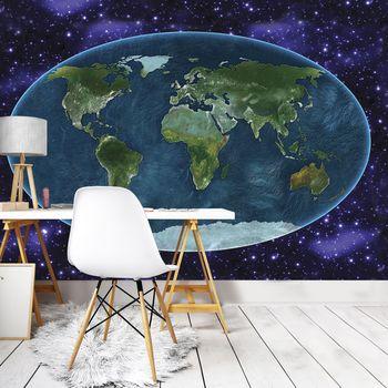 Fototapeta - Pohled na planutu Zemi (T030218T254184A)