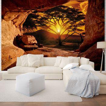 Foto tapeta - Kanjon - zalazak sunca (T030226T254184A)