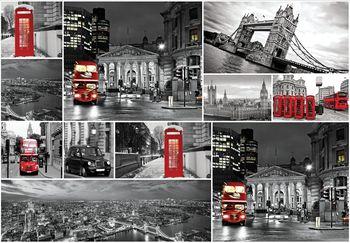 Fototapet - Monumentele Londrei (T030339T368280A)