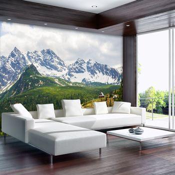 Fototapet - Munții Tatra pitorești (T030355T1525104B)