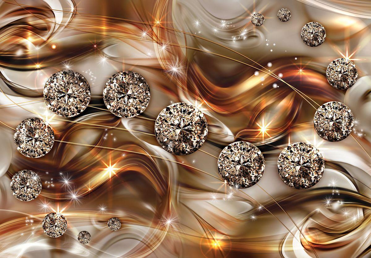 Fototapeta - Diamant Abstrakt (T030376T254184B)