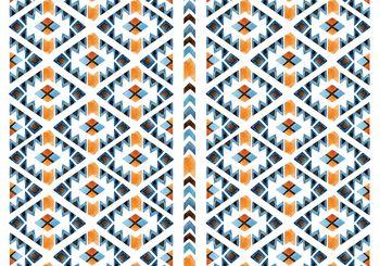 Fototapeta - Geometrický vzor (T030512T368280A)