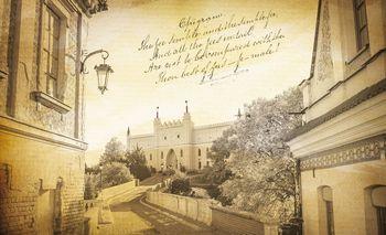 Fototapeta - Lublin Vintage (T030613T368254A)
