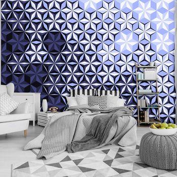 Fototapeta - Mozaika fialová (T030655T460300A)