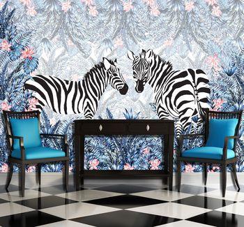 Fotótapéta - Zebra (T030751T368280A)