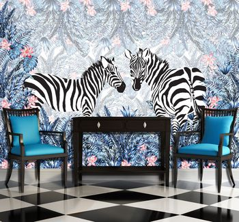 Fototapet - Zebra (T030751T368280A)