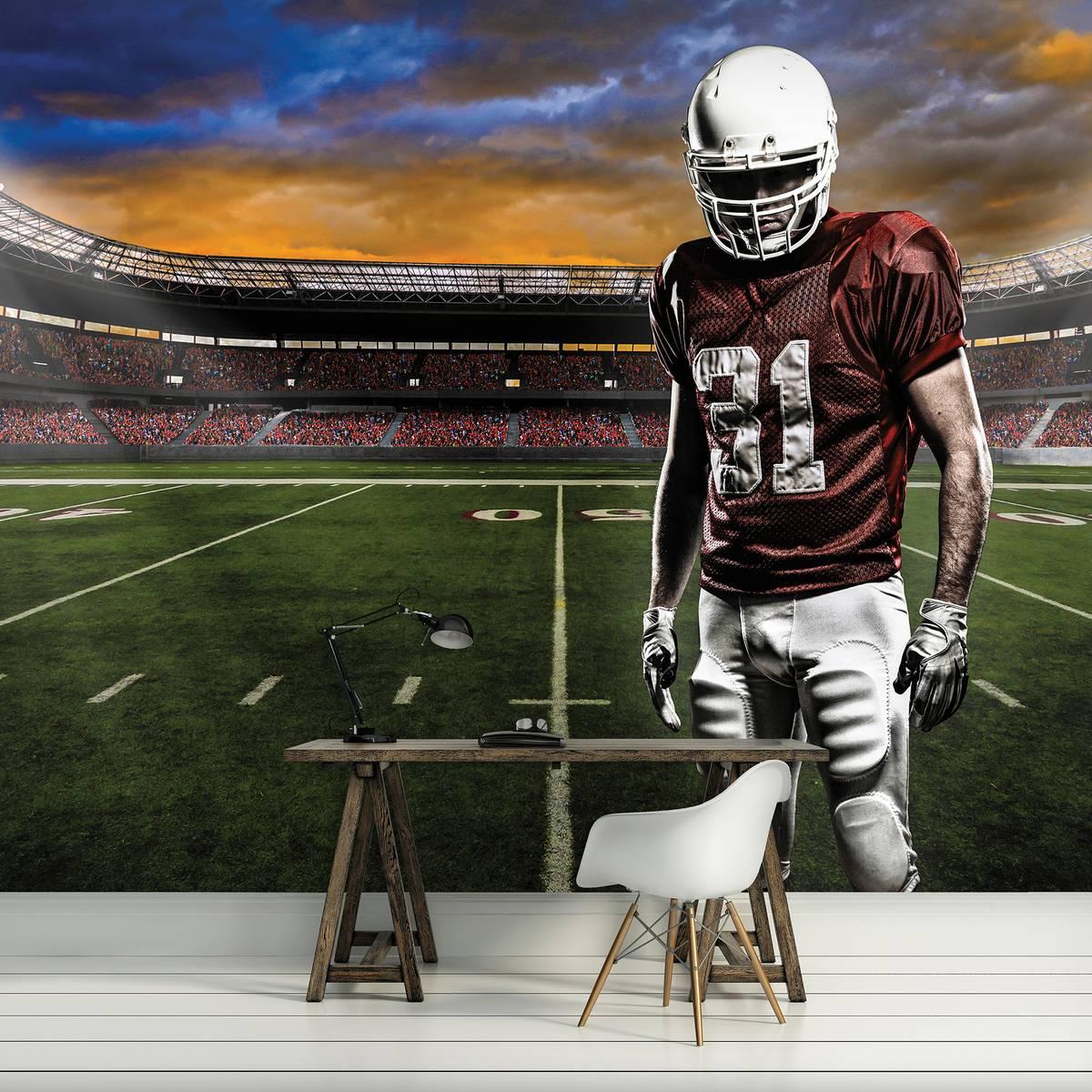 Fototapet - Stadionul american de fotbal (T030758T254184A)