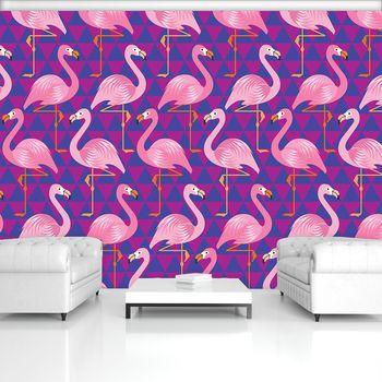 Fotótapéta - Flamingók (T030774T368280A)